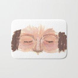 Summertime Speckles Bath Mat