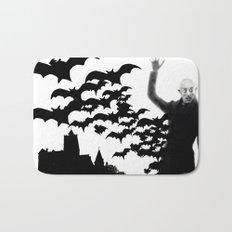 Nosferatu - the real bat Bath Mat