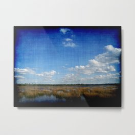 Tiny Islands Metal Print