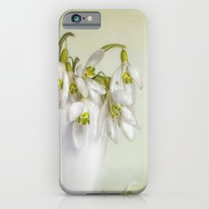 snowdrops N°1 iPhone 6s Slim Case