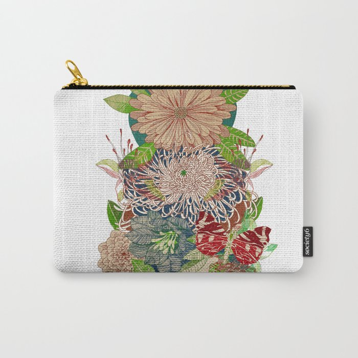 Summersong Carry-All Pouch