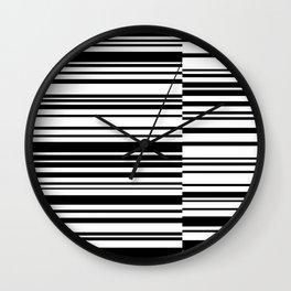 Code 3 Wall Clock