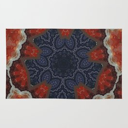Better than Yours Colormix Mandala 14 Rug
