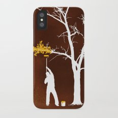 Relief Painting Slim Case iPhone X