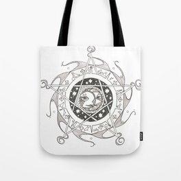 Moondala Tote Bag