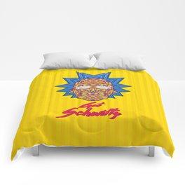 Get Schwifty Comforters