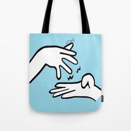 ASL Study Tote Bag