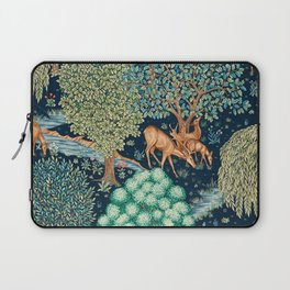 "William Morris ""The Brook"" Laptop Sleeve"