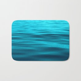 Water : Teal Tranquility Bath Mat
