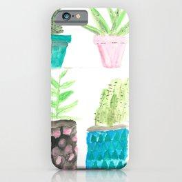 Succulentus bellus iPhone Case