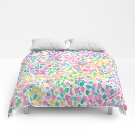 Lighthearted Summer Comforters