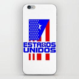 Estados Unidos/Estamos Unidos iPhone Skin