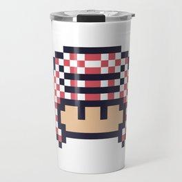 gulfi mushroom Travel Mug