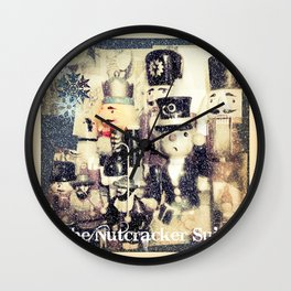The Nutcracker Suite Wall Clock