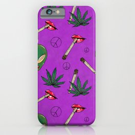 Time to Chill iPhone Case