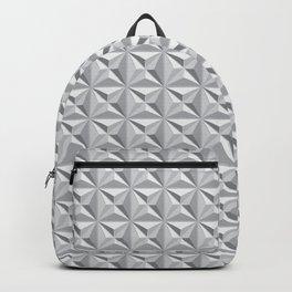 Geotex Grey Backpack