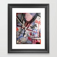 tela1 Framed Art Print