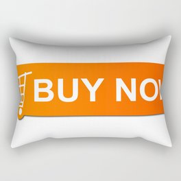 Buy Now Orange Rectangular Pillow