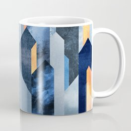 Kyanite & Salt Stone Coffee Mug