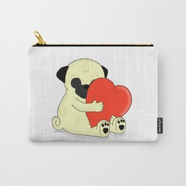 PugHugs Carry-All Pouch