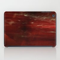 outer space iPad Cases featuring Outer Space by Liv Bird