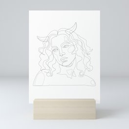 Taurus Mini Art Print