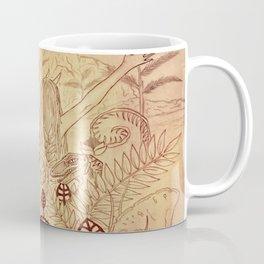 Prehistoric Offerings Coffee Mug
