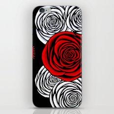 Heather's Rose iPhone & iPod Skin