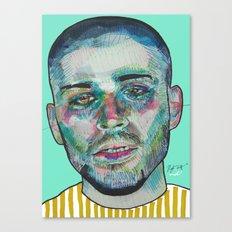 Zayn Canvas Print