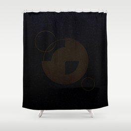 Divine Hymn Shower Curtain