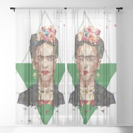 Frida Sheer Curtain
