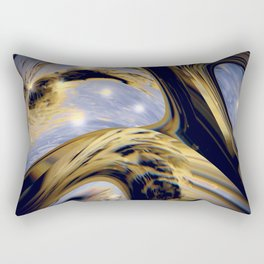 """View From My Window"" Rectangular Pillow"
