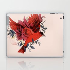 Blooming Bird Laptop & iPad Skin