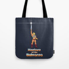 Masters of the Universe Tote Bag