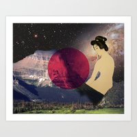 japan Art Prints featuring Japan by Blaž Rojs