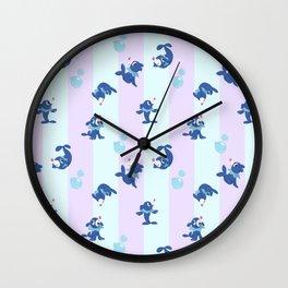 Popplios Wall Clock