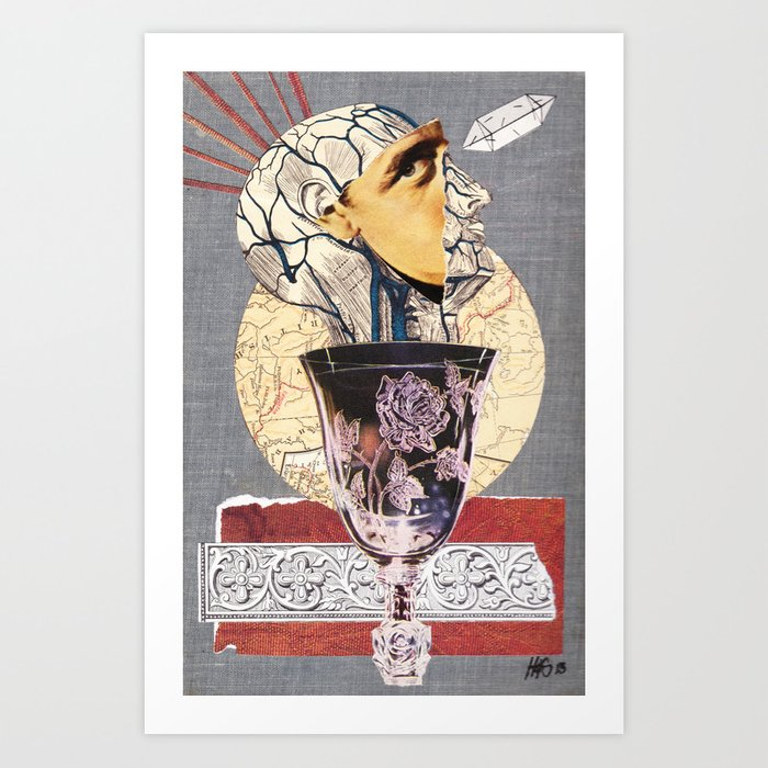 'Proletarian Revolution' Art Print