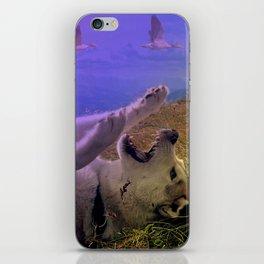 Siberian Husky Digit. Edition iPhone Skin