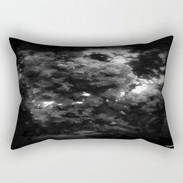 Crape Myrtle Dark Rectangular Pillow