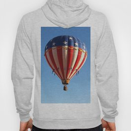 Patriotic Hot Air Balloon Hoody