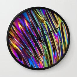 Twist Wall Clock