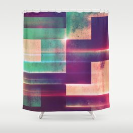 fylss hyryzynz Shower Curtain