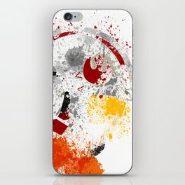 Messiah iPhone Skin