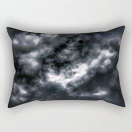 Dark Clouds Rectangular Pillow