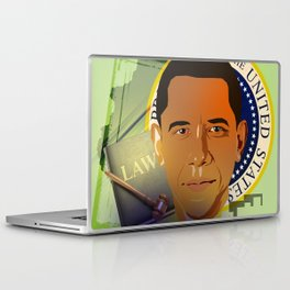 President Obama Laptop & iPad Skin