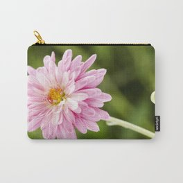 Padre Cerise Belgian Mum Bud and Bloom Carry-All Pouch