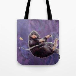 Niffler (Fantastic Beasts FANART) Tote Bag
