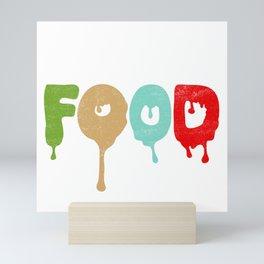 Food Mini Art Print