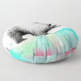 Wild No. 1 // Bear Floor Pillow