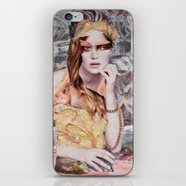 Out of time - deluxe iPhone Skin